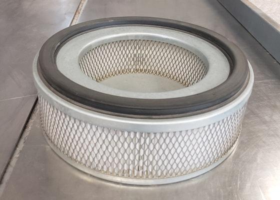 Dustless HEPA Filter